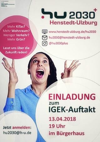Wie soll sich Henstedt Ulzburg in Zukunft entwickeln? Um diese Kernfrage drehte sich die Auftaktveranstaltung des Beteiigungsverfahrens im Bürgerhaus! Wir Spieler improvisierten ein kreatives Resümee
