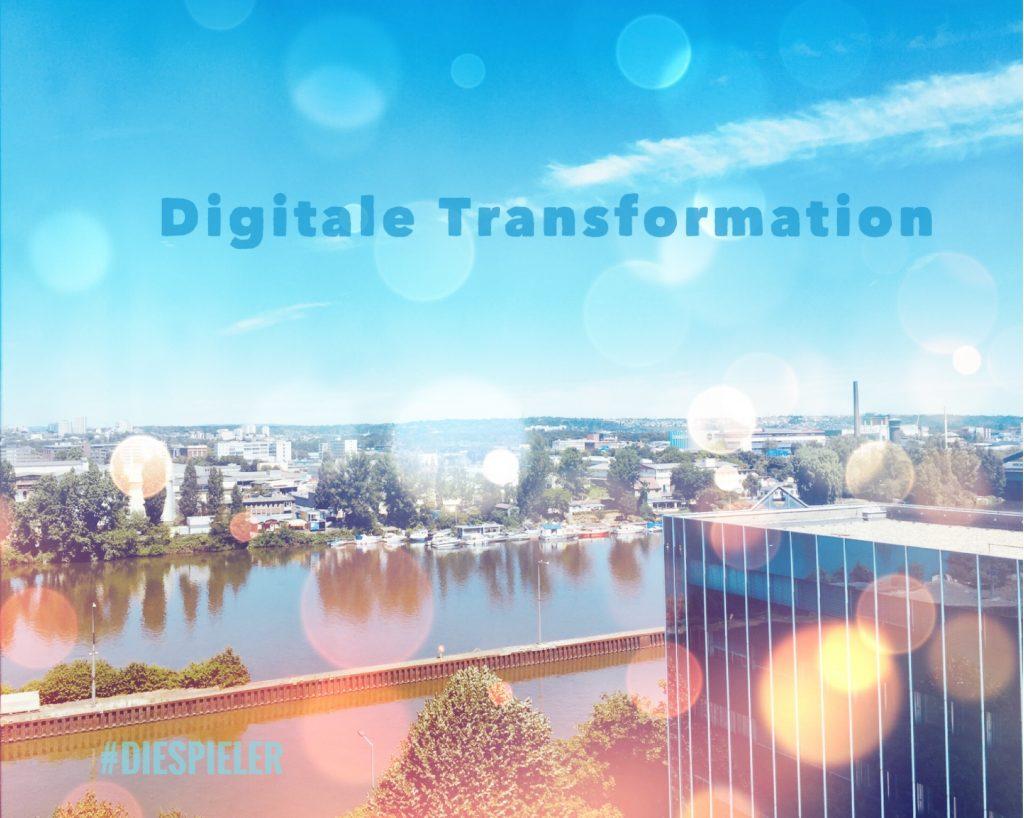 Businesstheater aus Hamburg zu Gast auf der Tagung Digitale Transformation - Führung und Vernetzung!