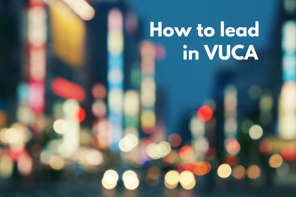 How to leas in VUCA das Führungskräfte Training mit den Spieler - Improvisationstheater und Unternehmensthater Hamburg