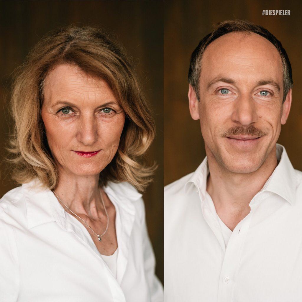 Britta Daniel und Steffen Lübkert