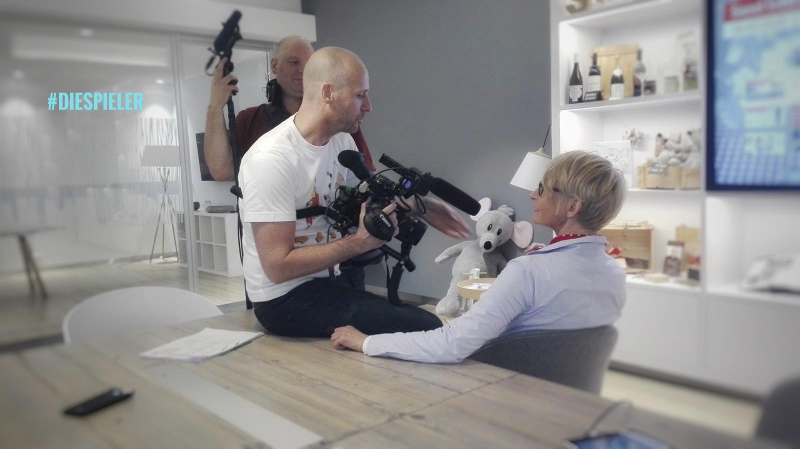 Das Das Rundum-Paket für Ihr Filmprojekt mit den Spielern und Marcus Brodt