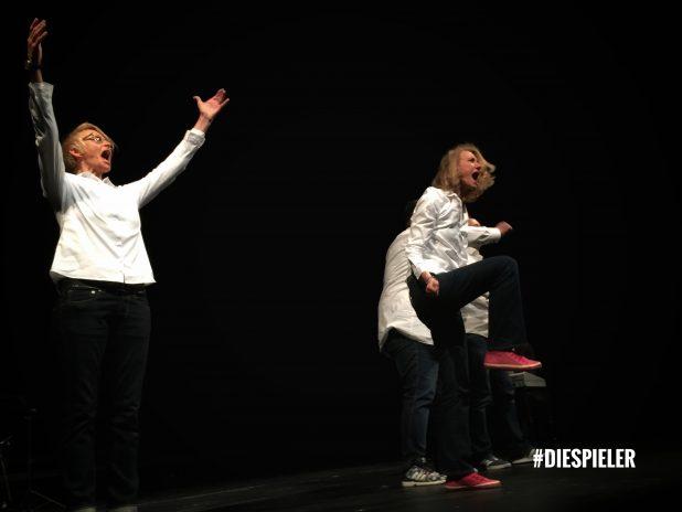 Die Spieler Improvisationstheater Hamburg zu Gast im Thalia Theater