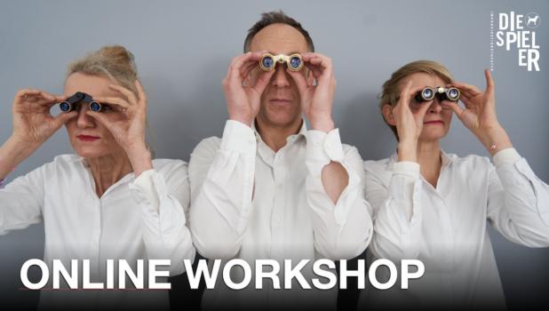 Online Workshops mit den Spielern Impro Hamburg